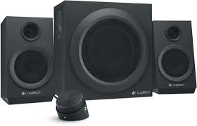 Logitech® Multimedia Speakers Z333 - 3.5 MM - EU