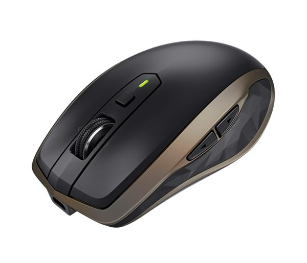 Logitech® MX Anywhere 2 Wireless Mobile Mouse - 2.4GHZ - EMEA
