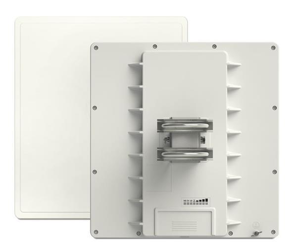MIKROTIK RouterBOARD QRT-5 ac + L4 (720MHz, 128MB RAM, 1x GLAN, 1x5GHz 802.11ac, 24dBi antena) outdoor