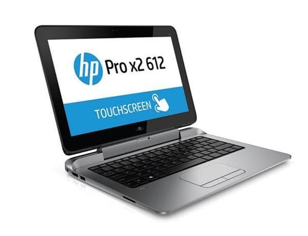HP Pro x2 612 G1, i5-4202Y, 12.5 FHD Touch, 8GB, 256GB SSD, a/b/g/n, BT, FpR, Backlit kbd, W10Pro + pen