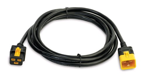 Power Cord, Locking C19 to C20, 3.0m