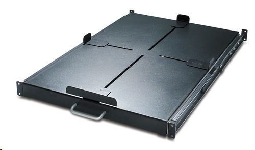 Sliding Shelf - 200lbs/91kg Black