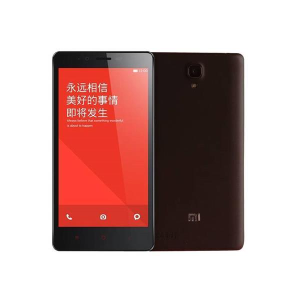 ROZBALENE_Xiaomi Redmi (Hongmi) Note, čierny