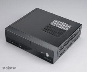 AKASA AK-ITX03BK, Crypto Vesa mini ITX s 80W
