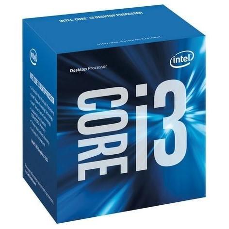 Intel® Core™i3-6300 processor, 3,80GHz,4MB,LGA1151 BOX, HD Graphics 530