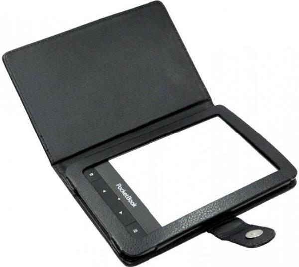 C-TECH púzdro pre Pocketbook 622/623/624/626, PBC-01, čierne