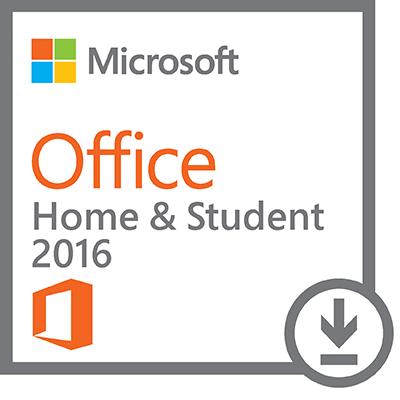 Office 2016 pre studentov a domácnosti - All Languages COM ESD