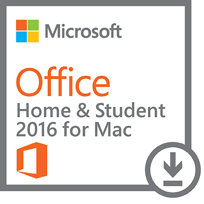 Office 2016 for Mac pre studentov a domácnosti - All Languages COM ESD