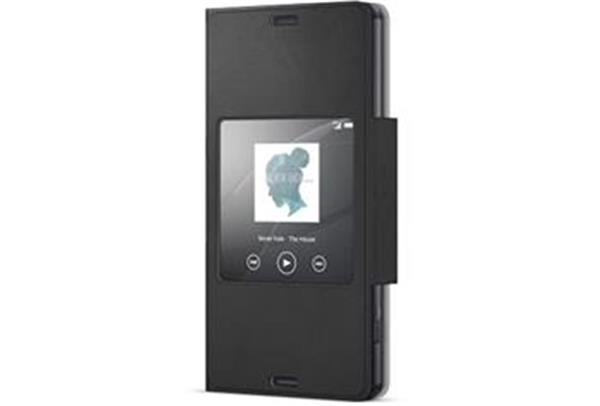 Sony Smart Cover SCR26 pre Xperia Z3 Compact Black