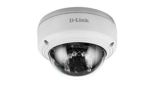 D-Link DCS-4602EV Vigilance Full HD Outdoor Vandal-Proof PoE Dome Camera