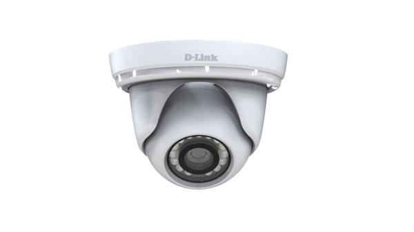 D-Link DCS-4802E Vigilance Full HD Outdoor PoE Mini Dome Camera
