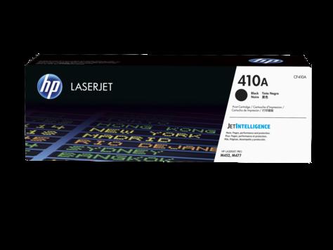 HP Čierna originálna tonerová kazeta 410A LaserJet 2 300 strán