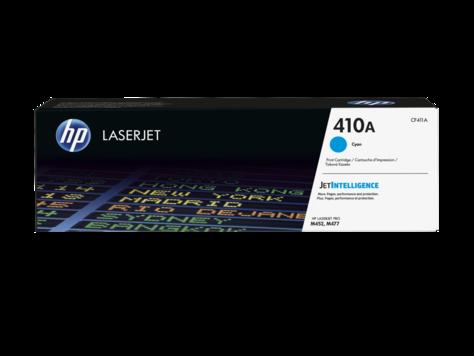 HP Azúrová originálna tonerová kazeta 410A LaserJet 2 300 strán