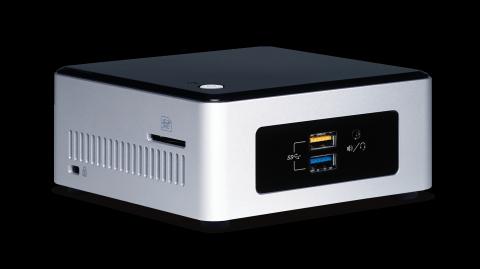 Intel® NUC N3050 DDR3 4xUSB3.0 VGA HDMI GL 2,5
