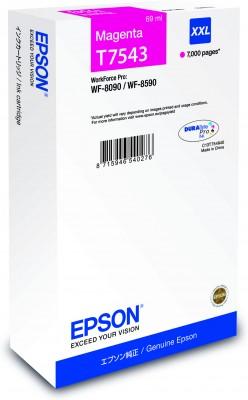Epson atrament WF-8090/WF-8590 magenta XXL