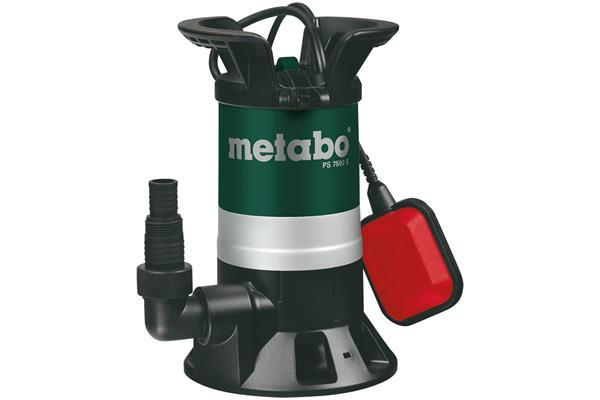 Metabo PS 7500 S Kalové čerpadlo