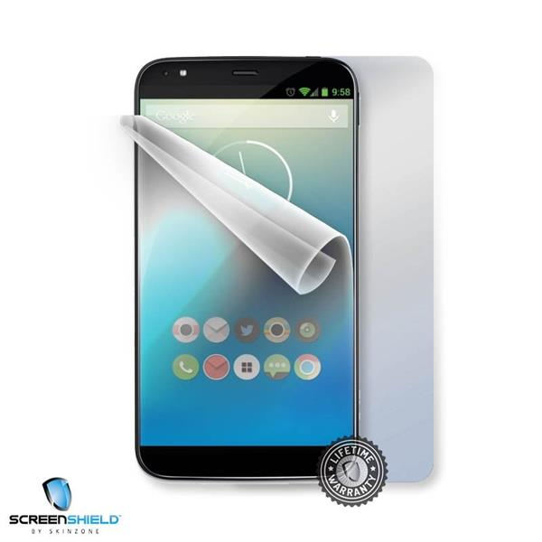 ScreenShield Jiayu S3 - Film for display + body protection