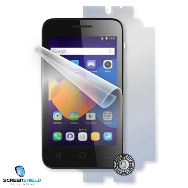 ScreenShield Alcatel One Touch 4027D Pixi 3 - Film for display + body protection