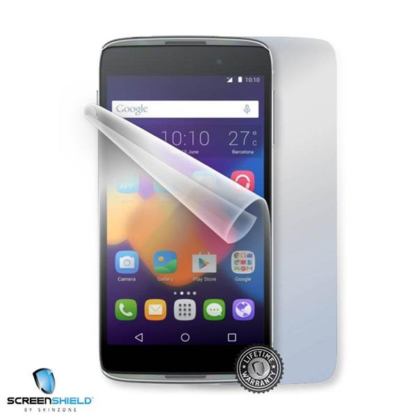 ScreenShield Alcatel One Touch 6039Y Idol 3 - Film for display + body protection