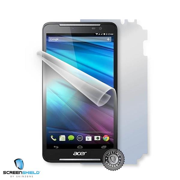 ScreenShield Acer ICONIA Talk S A1-724 - Film for display + body protection