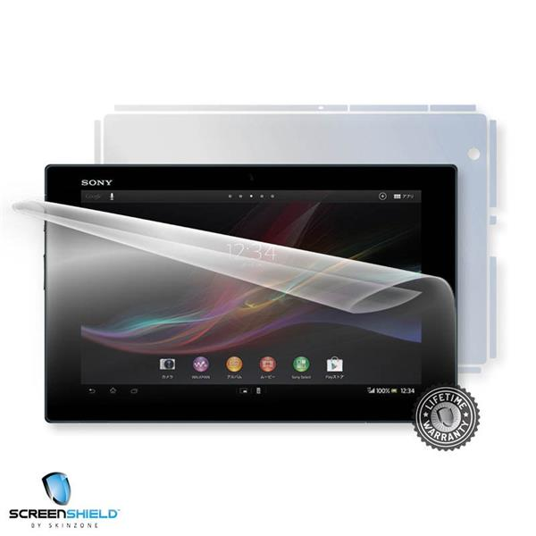 ScreenShield Sony Xperia Z4 tablet - Film for display + body protection