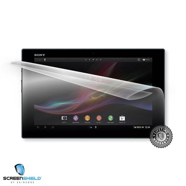 ScreenShield Sony Xperia Z4 tablet - Film for display protection