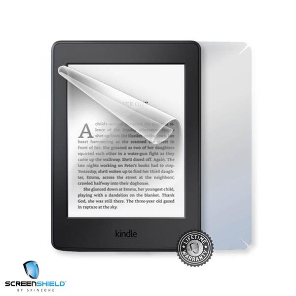 ScreenShield Amazon Kindle paperwhite 3 - Film for display + body protection