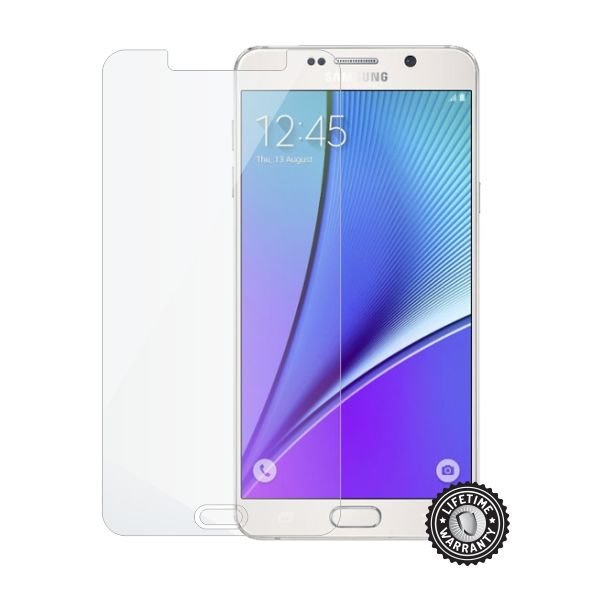 ScreenShield Galaxy Note 5 Tempered Glass protection - Film for display protection