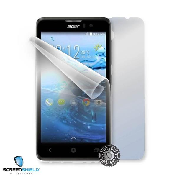 ScreenShield Acer Liquid Z520 - Film for display + body protection