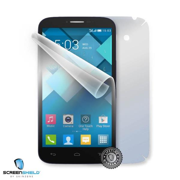 ScreenShield Alcatel One Touch 7047D - Film for display + body protection