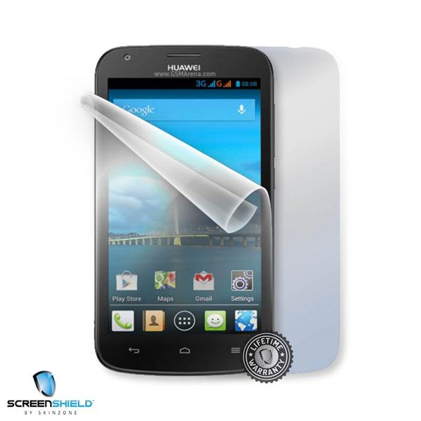 ScreenShield Huawei Ascend Y600 - Film for display + body protection