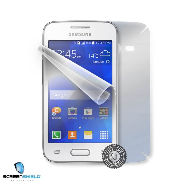 ScreenShield Samsung G318 Galaxy Trend 2 Lite - Film for display + body protection