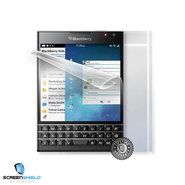 ScreenShield Blackberry Passport SQW100-1 - Film for display + body protection