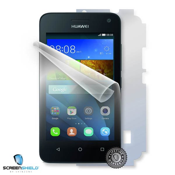 ScreenShield Huawei Ascend Y635 - Film for display + body protection