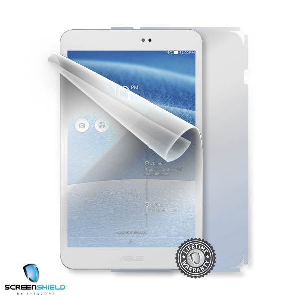 ScreenShield Asus MeMO Pad 8 ME581CL - Film for display + body protection