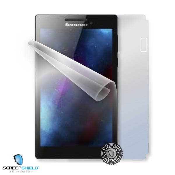 ScreenShield Lenovo TAB 2 A7-10 - Film for display + body protection