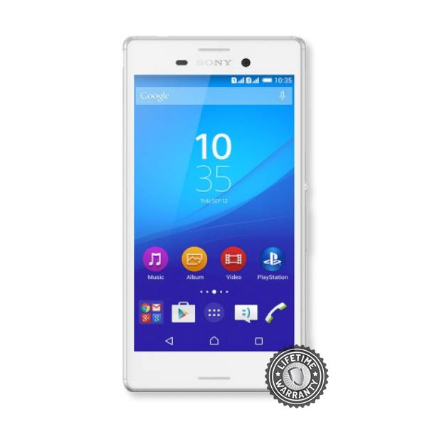 Screenshield Tempered Glass Sony Xperia M4 - Film for display protection
