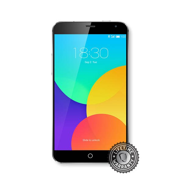 Screenshield Tempered Glass Meizu MX4 - Film for display protection