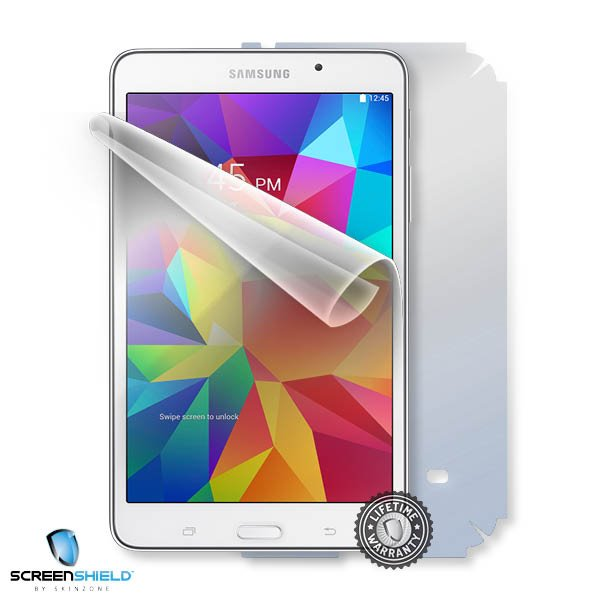 ScreenShield Samsung T230 Galaxy Tab 4 7.0 - Film for display + body protection