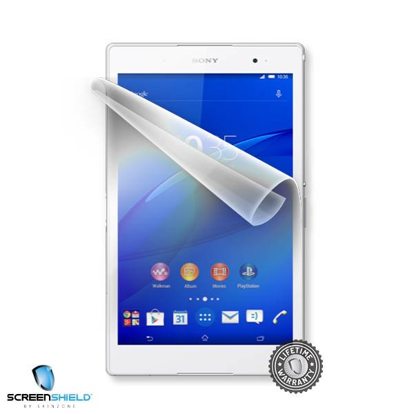 ScreenShield Sony Xperia Z3 Tablet Compact - Film for display protection