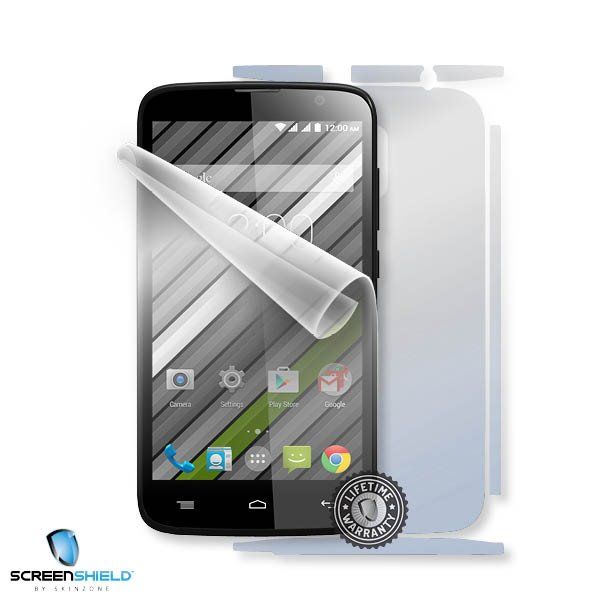 ScreenShield GigaByte Gsmart Roma RX - Film for display + body protection