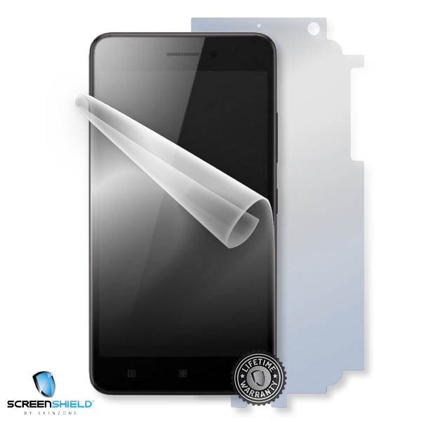 ScreenShield Lenovo S60 - Film for display + body protection