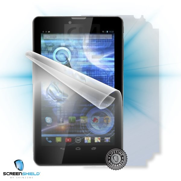 ScreenShield GoClever Quantum 700M - Film for display + body protection