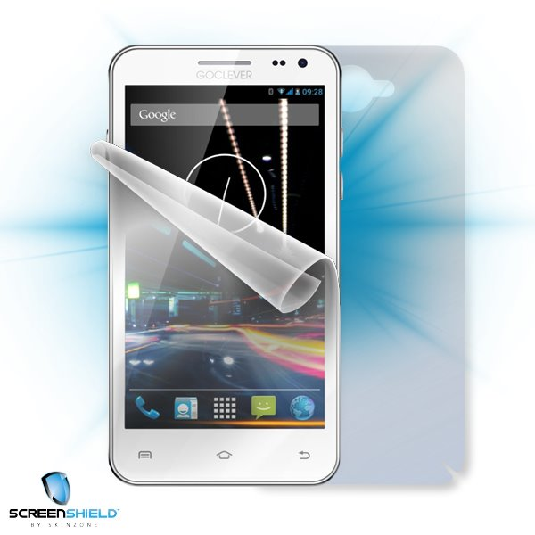 ScreenShield GoClever Quantum 500 - Film for display + body protection