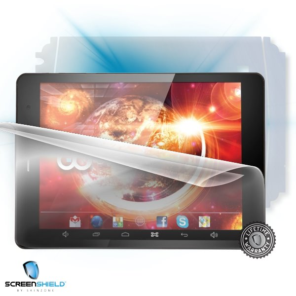 ScreenShield GoClever TAB M7841 Aries 785 3G - Film for display + body protection