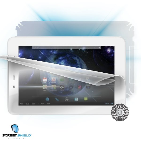 ScreenShield GoClever TAB M721 Elipso 71 - Film for display + body protection