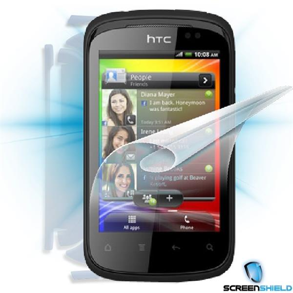 ScreenShield HTC Explorer - Film for display + body protection
