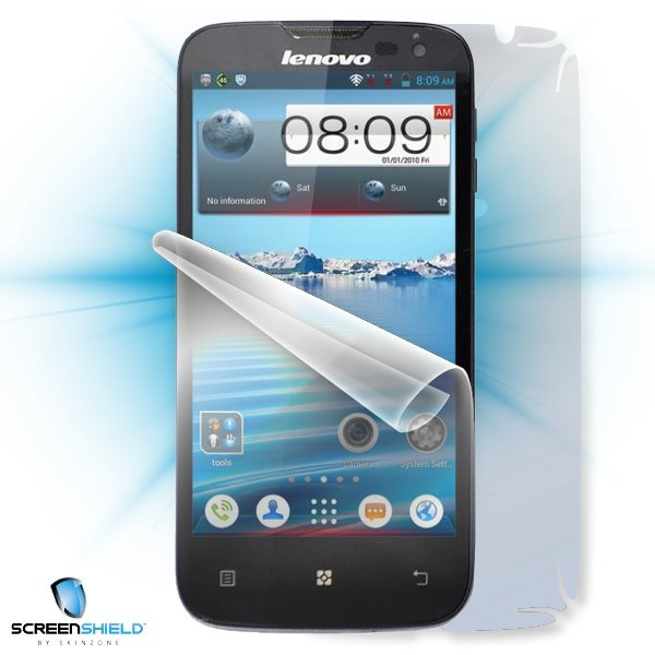 ScreenShield Lenovo A830 - Film for display + body protection