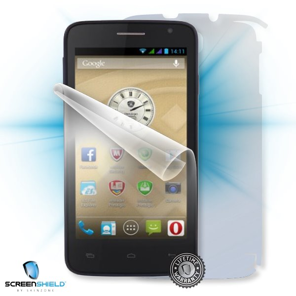 ScreenShield Prestigio Multiphone PAP3501D - Film for display + body protection