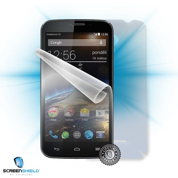 ScreenShield Vodafone Smart 4 - Film for display + body protection